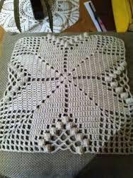 Resultado de imagen para almofadas de croche