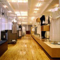 Bernstein Display Showroom, NYC  by Johnson Chou Inc.