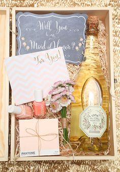 Ideas para pedir que sean tus Damas de Honor | El Blog de una Novia | #boda #novias #damasdehonor