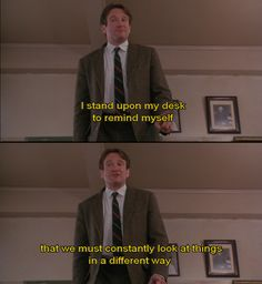 Dead Poets Society (1989) such a great movie!