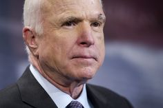 The week John McCain shook the Senate - The Washington Post // The senator defied President Trump's attempts to revamp the Affordable Care Act — and stared down Vice President Pence after his direct plea.