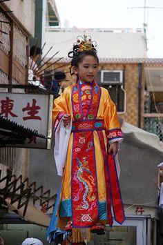 Cheung Chau Bun Festival,click photo to my blog for detail