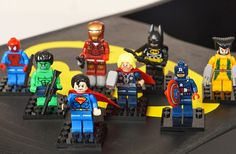 Get ready to play! Whether your child (or husband or wife) is into Superheroes, Toy Story, Hobbits, or all three, their eyes will light up as these little guys pop into their play room! Build, take apart, and build again, these mini figures are completely compatible with all the most popular building block sets out there. Three different sets of 8 to choose from.