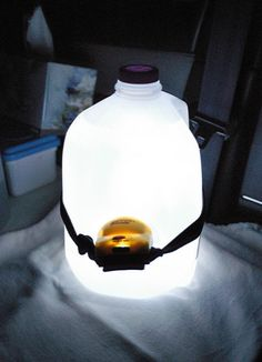 Clever Night Lamp