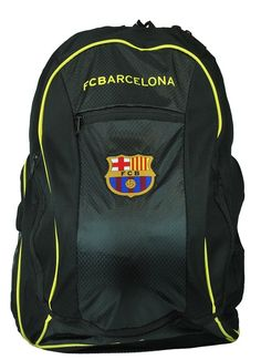 FC Barcelona Messi 10 backpack school mochila bookbag cinch Bag official   ISPORT  FCBarcelona Barcelona f80a9242aea