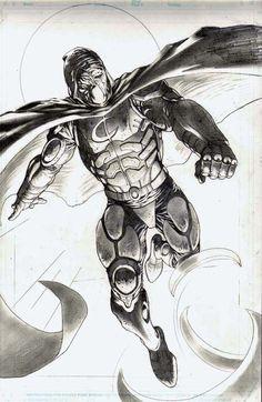 Moon Knight by Lan Medina