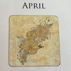 Create A Calendar, Blank Calendar, Vintage World Maps