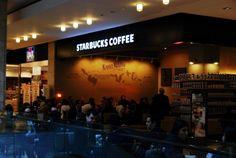 Starbucks Coffee, Broadway Shows, Starbox Coffee