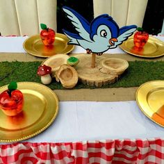 Snow White  Birthday Party Ideas | Photo 9 of 22