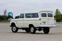 Last of the Chevy Highboys: 1960-66 Suburban Carryall