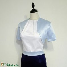 Alkalmi ruha boleróval (nicoledesign) - Meska.hu Women's Fashion, Fashion Women, Womens Fashion, Woman Fashion, Feminine Fashion, Moda Femenina