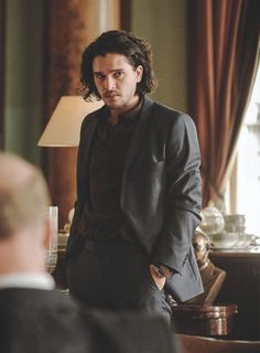 Kit Harington as Will - Spooks:The Greater Good