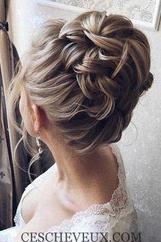 Chignon de Cheveux de Style