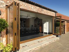 Bi-Fold Doors (Sliding Folding) - Doors & Windows (Exeter) Limited (01392) 422495