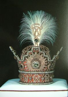 Pahlavi crown, Iran