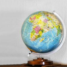 Réaliser une suspension globe : Femme Actuelle Le MAG Lampe Globe