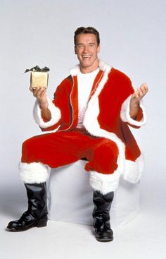 "theactioneer: "" ""Merry Christmas, everybody!"" Arnold Schwarzenegger, Jingle All the Way (1996) """