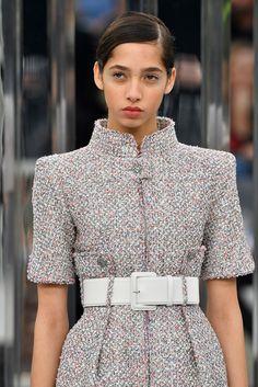 Chanel : Runway - Paris Fashion Week - Haute Couture Spring Summer 2017