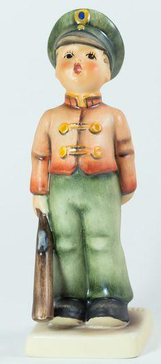 Soldier Boy Hummel Figurine TMK 5 Mold 332 by EstateServicesKeitha