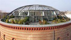 El Fichtebunker, en Berlín, ha servido a varios propósitos
