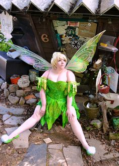 Don't let anyone tell you you can't cosplay because of your weight, ethnicity, gender, etc. awesome cosplay!!!