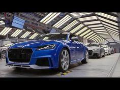 New 2017 Audi TT RS - Sportcar Production - YouTube