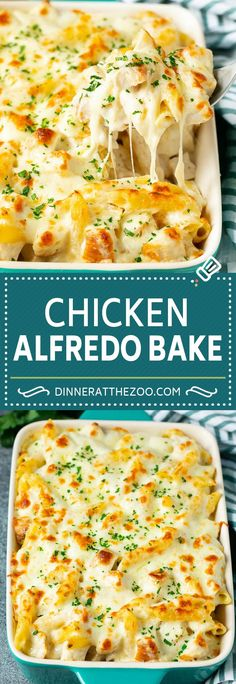 The Rise Of Private Label Brands In The Retail Meals Current Market Chicken Alfredo Bake Baked Pasta Pollo Alfredo, Fettucine Alfredo, Alfredo Chicken Pasta, Alfredo Sauce, Alfredo Bake Recipe, Chicken Broccoli Casserole Pasta, Best Alfredo Recipe, Chicken Thigh Casserole, Healthy Chicken Alfredo