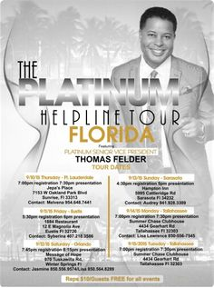 Going to Florida....see you there this week https://www.dropbox.com/s/o66d4c6xdbvciou/FielderFloridaTour0915.jpg?dl=0
