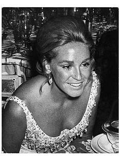 Joan Bennett Kennedy | Virginia Joan Bennett Kennedy, Ehefrau von Edward Kennedy, dem ...