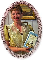 "Fashion in Fiction: Clothing Speaks Volumes in Jane Austen's Regency Novels. Florence Griswold Museum, Old Lyme, CT, February 14, 2016 @ 2:00 pm - 3:30 pm. ""Join Kandie Carle (aka The Victorian Lady) for an afternoon of clothing from the Regency Era (early 1800s) for both gentlemen and ladies. Dressed in authentic Regency attire, Carle will share her insight on the clothing of the period as she dresses two mannequins as Mr. Darcy and Elizabeth Bennet from Austen's Pride and Prejudice."" EA."