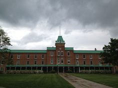Barracks No. 1 at Virginia Tech