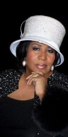 The queen Aretha Franklin