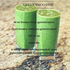 Green Smoothie recept magyarul Pillar Candles, Drinks, Drinking, Beverages, Drink, Beverage, Candles