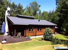 Kongelundens Tværvej 2, 4581 Rørvig - Skønt arkitekttegnet bjælkehus, tæt på natur, strand og kirke #sommerhus #fritidshus #rørvig #selvsalg #boligsalg #boligdk