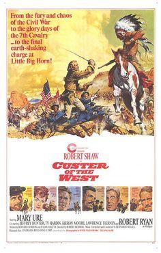 Custer l'Homme de l'Ouest - Custer of the West - 1967 - Robert Siodmak