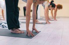 How Yoga Benefits Pr