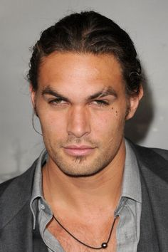 Jason Mamoa - Khal Drogo in Game of Thrones.  He would get it.
