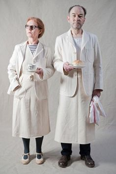 How to Dress Like a Greengrocer! Old Town Clothing's Small Trades Garments