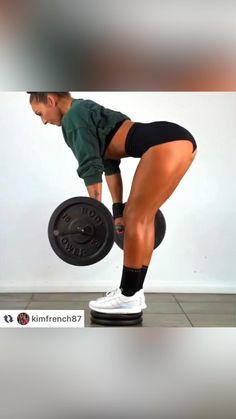 Leg And Glute Workout, Buttocks Workout, Hamstring Workout, Leg Day Workouts, Gym Workout Videos, Gym Workout For Beginners, Fitness Workout For Women, Fun Workouts, Glute Workouts