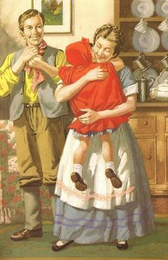 Little Red Riding Hood - a happy ending