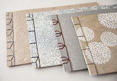 Japanese Side Sewn Sketchbook by Jody Alexander. http://api.creativebug.com/workshops/japanese-side-sewn-sketchbook.   Creativebug - Craft classes to delight your creative side.