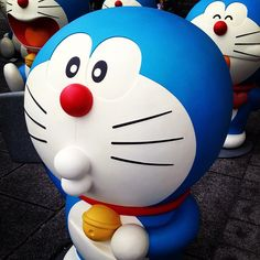 Doraemon's 100th Anniversary. I loved this! He's so cute when he does that!