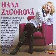 Hana Zagorová   Hana Zagorová (Ženský magazín - kolekce Dobrá pohoda) Youtube, Leather, Youtubers, Youtube Movies