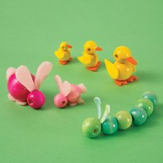 DIY Bead Animals