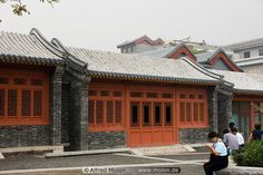 chinese house traditional - Google Search