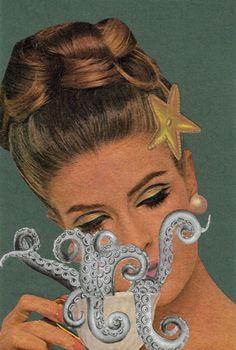 perforatededges:  Cephalopod Coffee by dadadreams on Flickr.