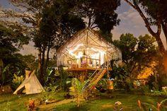 Flutterby House, Costa Rica (near Marino Balleno National Park)