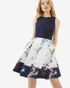 9f0e55514c Ted Baker Dress Floral