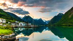 Replicate the incredible DreamJobbing/Norway itinerary here: Norway, The Incredibles, River, Mountains, Places, Nature, Outdoor, Outdoors, Naturaleza