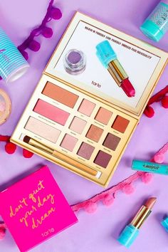 """The 8 Best Palettes From Tarte Will Have You Saying, """"When's My Paycheck Coming?"""""""